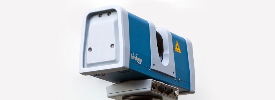 25hsx laser scanners for reverse engineering dimensional for Architecture 3d laser scanner